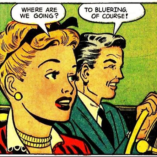 BlueRingers 2016 - Impro set in studio