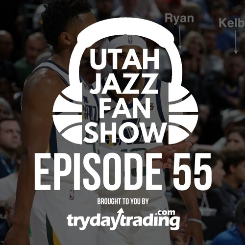 Ep 55   First Impressions Now That The Utah Jazz Season is Finally Underway w/ Alema Harrington