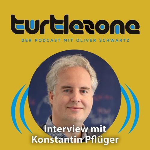 Konstantin Pflüger im Turtlezone Interview