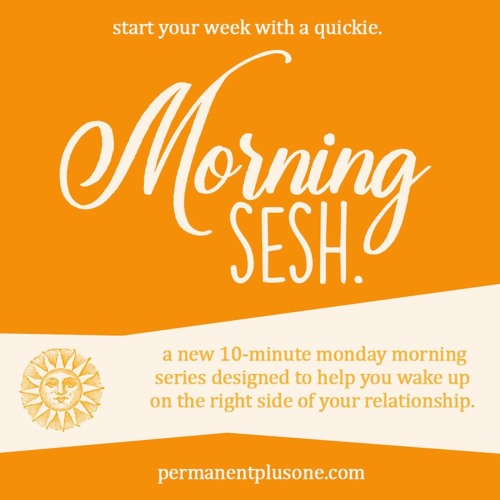 EP 41: [MORNING SESH] MARRIAGE GOALS & GOALS FOR YOUR MARRIAGE