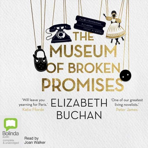 The Museum of Broken Promises by Elizabeth Buchanan