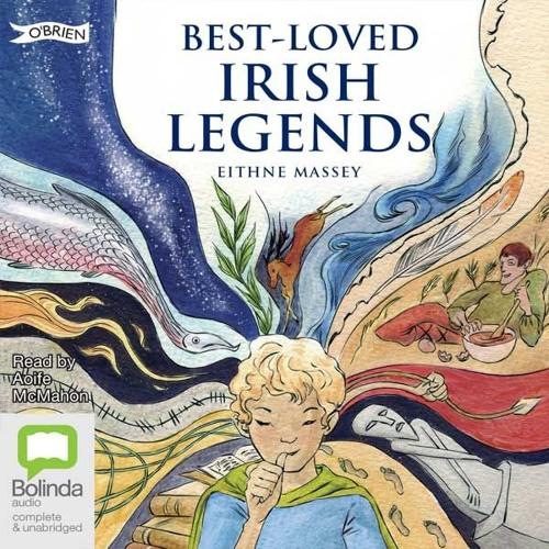 Best Loved Irish Legends  by Eithne Massey