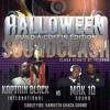 Halloween Soundclash (Atlanta 10-26-19) - Kaptain Black Intl vs Mak 10 Sound