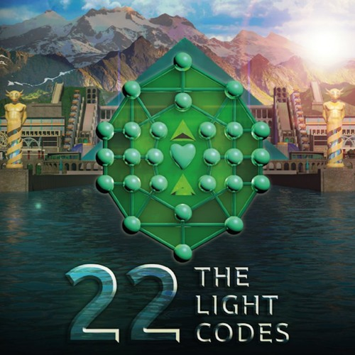 "22:The Lightcodes"" soundtrack previews (432Hz)"
