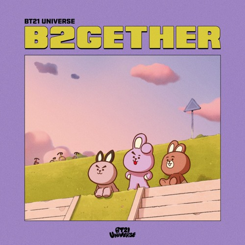 BT21 UNIVERSE Soundtrack <B2GETHER>