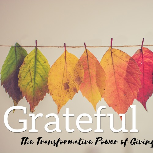 Grateful | Week 2 | Grateful for the Table
