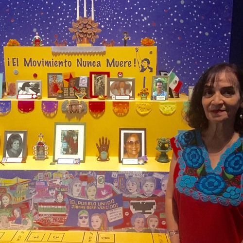 """""""It wasn't part of my childhood"""": Chicano Power and the rise of Día de los Muertos in Oakland"""