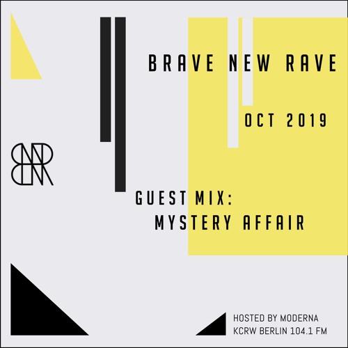 BNR Guest Mix: MYSTERY AFFAIR