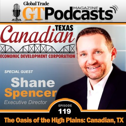 GT Podcast – Episode 119 – Shane Spencer with Canadian, TX