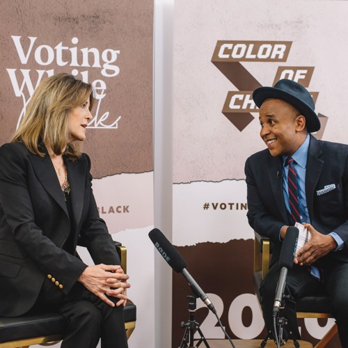 Interview with Presidential Candidate: Author, Marianne Williamson
