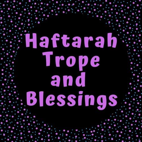Haftarah Blessing Before