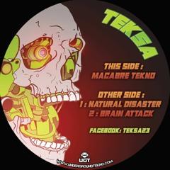 Teksa - Natural Disaster  [ Mental Core ]