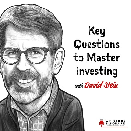 TIP266: DAVID STEIN – KEY QUESTIONS & ANSWERS TO MASTER INVESTING