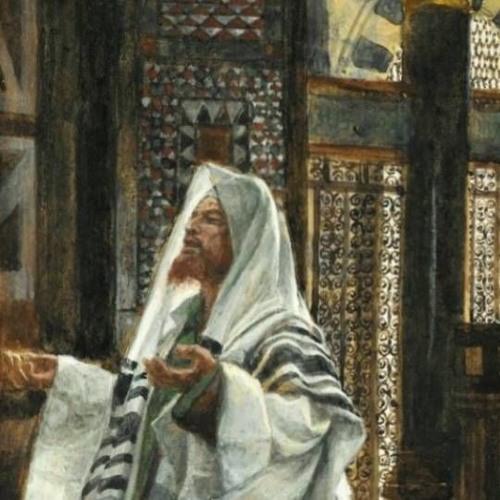 0384 - Luke 18 vs9-14 - The Pharisee and the Tax Collector - Geoff Chapman - 27-10-2019