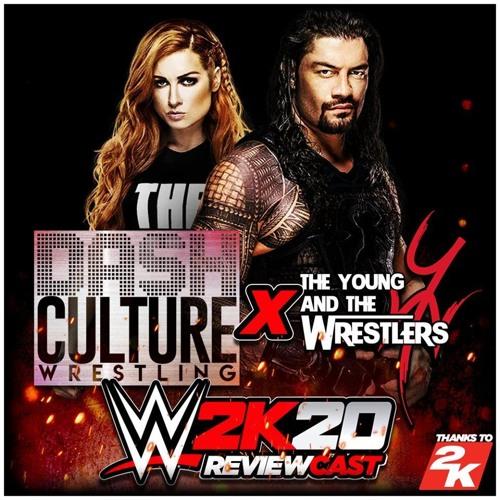 WWE 2K20 REVIEWCAST