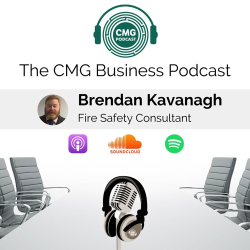 Fire Safety (with Brendan Kavanagh, Fire Safety Consultant)