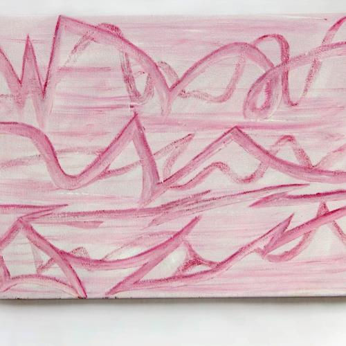 Soft Pink Razor Wire - Layer & Space