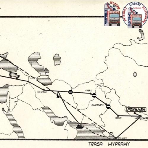 Jelczem w Himalaje - Radio Centrum 29 października