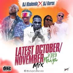DJ Khalenda X DJ Korex Freestlye Mixtape  2019