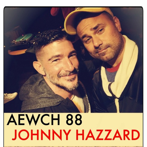 AEWCH 88: JOHNNY HAZZARD or A PORTRAIT OF THE (P*RN) ARTIST AS YOUNG MAN