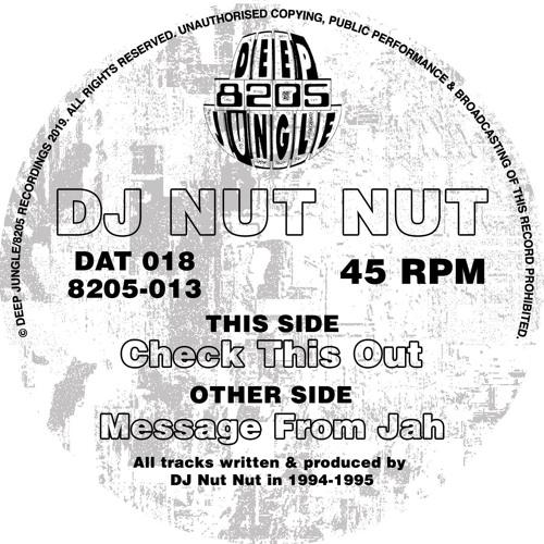 DJ Nut Nut - Message From Jah [DAT018/8205-013] clip