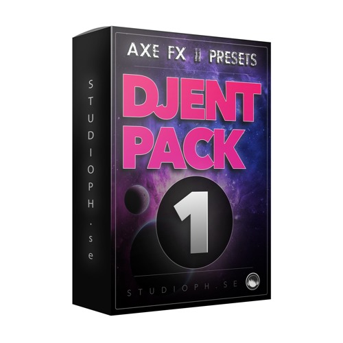 Djent Pack 1 — demos