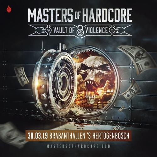 The Darkraver   Masters Of Hardcore 2019 - Railway Heist