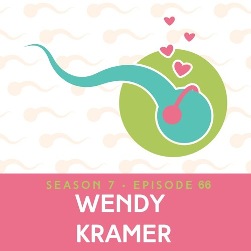 Episode 66: There's No Such Thing As Anonymous Sperm Donation - Wendy Kramer