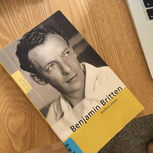 2. Wer War Benjamin BRITTEN?