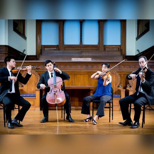 String Quartet No. 3, Wave Upon Wave: IV.