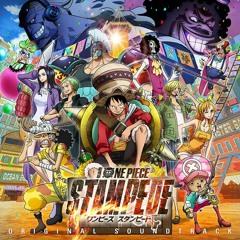 One Piece Stampede OST: Bullet VS Supernovas