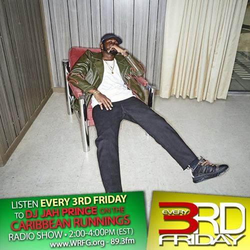 3rdFridays with Jah Prince on WRFG 67