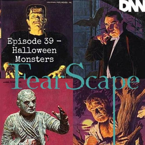 FearScape 39. Hallowen Monsters
