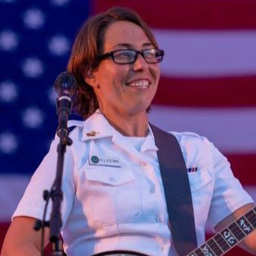 Howard Talks U.S. Navy Musician 1st Class Haley Stiltner of Country Current