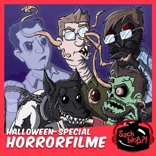 Sach bloß?! - 26 - Halloween Special: Horrorfilme