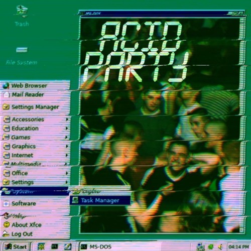 iamphantvm & Albzzy - Acid Party