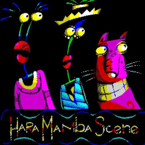 Hara Mamba, Scene! (ZX Spectrum remix)