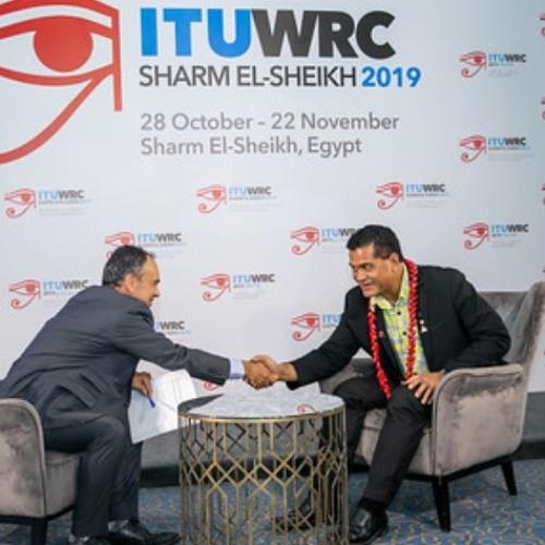 ITU WRC-19