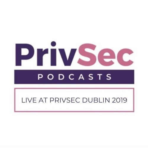 "PRIVSEC DUBLIN - Emma Martins - ""What Does Effective Regulation Look Like?"""