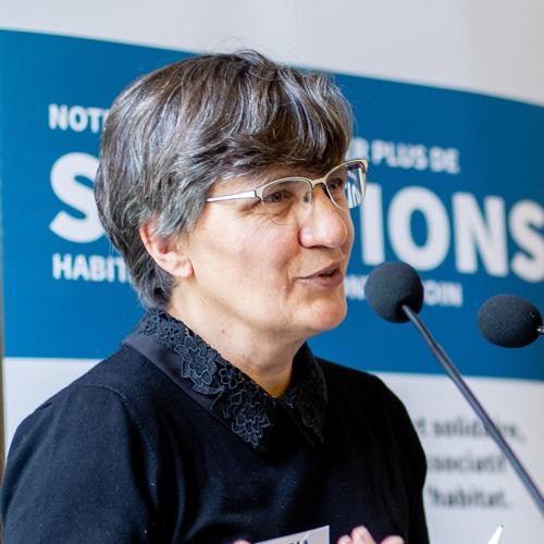 Marie-Françoise Lavieville, Vice-présidente de la Fédération SOLIHA - Introduction