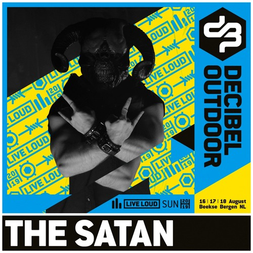 The Satan @ Decibel outdoor 2019 - Hardcore - Sunday