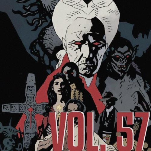 Vol. 57: 'Mike Mignola's Dracula'