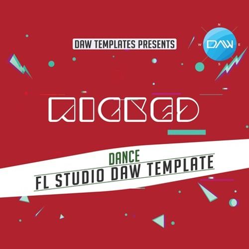 Wicked FL Studio DAW Template