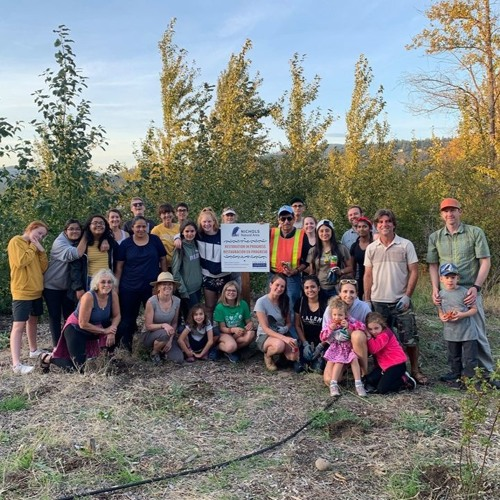 About Nichols Natural Area: Water Quality Director Lorri Epstein