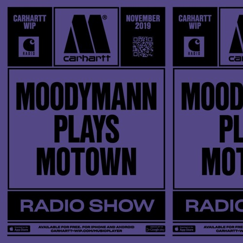 Carhartt WIP Radio November 2019: Moodymann plays Motown Radio Show