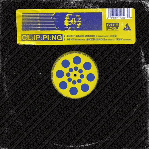 clipping. - Aquacode Databreaks (feat. Shabazz Palaces)