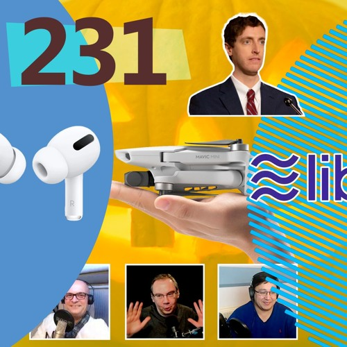 Airpods Pro, Mavic Mini, Porsche vs. Tesla, toilettes sèches... [Les Technos | Podcast #231]