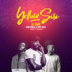 Yellow Sisi - DJ Sawa ft Deon Boakye X Pappy Kojo - Prod. TubhaniMusik