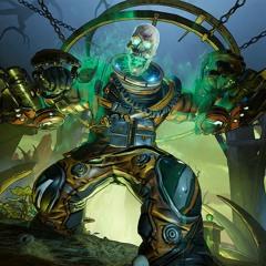 Borderlands 3 - BloodyHarvest - Captain Haunt