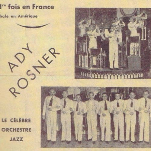 Ady Rosner And His Band - Caravan (J.Tizol), 1938 г.